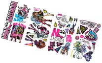 Roommates Rmk2190Scs  Monster High Peel And Stick Wall