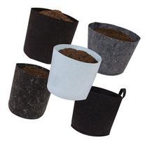 Root Pouch Degradable Pot Bundle of 10, 7 Gallon - 3 - 4