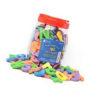 Roscoe Learning 120 Magnetic Letters - Premium Foam ABC