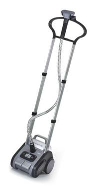 Rowenta IS9100  Precision Valet Commercial Full Size Garment Steamer with Retractable Cord and Variable Steam 1550 Watt, Grey Purple