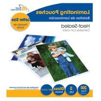 Royal Sovereign, SCR-003, Thermal Laminating Film, 200 Pack