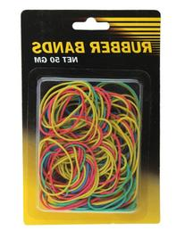 Rubber Bands Pack  - Small Size Rubber Bands