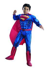 Rubie's Costume DC Superheroes Superman Deluxe Child Costume