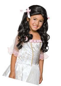 Rubies Child's Gracious Princess Costume Wig