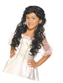 Rubies Enchanted Princess Child Wig