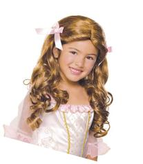 Rubies Gracious Brunette Princess Child Wig