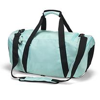 Runetz - TEAL Hot Blue Gym Bag Sport Shoulder Bag for Men &