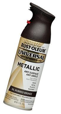 Rust-Oleum 249131 11 oz Universal All Surface Spray Paint,