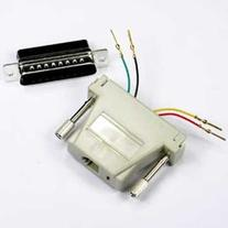 SF Cable, DB25 Male to RJ11  Modular Adapter