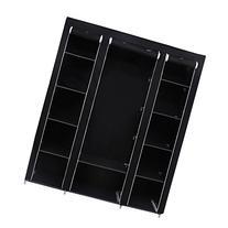 "SONGMICS 59"" Portable Clothes Closet Wardrobe Storage"