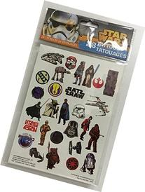 STAR WARS TEMPORARY TATTOOS