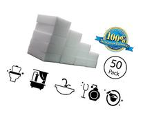 STK 50 Pack Extra Thick Magic Cleaning Sponges - Eraser