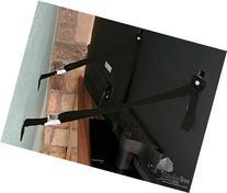 SUPER VALUE PACK Multi-Purpose Anti Tip TV Strap. All Metal