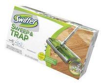 SWIFFER SweepNTrap
