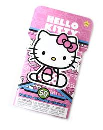 Sanrio 50 Temporary Tattoos, Hello Kitty