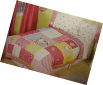 Sanrio Hello Kitty Kitty Wings Twin/Full Quilt