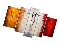 Santin Art-Dance With Me -Modern Canvas Art Wall Decor