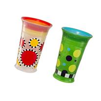 Sassy Spoutless Grow Up Cup, 9 Ounce
