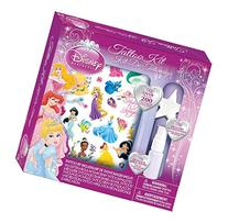 Savvi Disney Princess Temporary Tattoos Kit