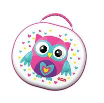 Schylling Cushie Carry-All Owl Novelty, One Color, One Size