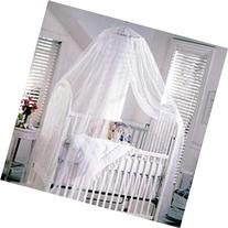 Sealike Cute Baby Mosquito Net Nursery Toddler Bed Crib