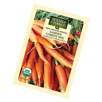 Seeds of Change Certified Organic Carrot, Garden - 700