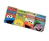 Sesame Street Flash Cards Set of 4