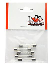 Set of 5 - 8 Amp Slow Blow Fuse 250V