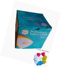 Sew Kitten Professional Tailor's Chalk 10 pc