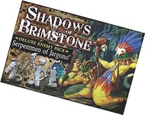 Shadows of Brimstone: Serpentmen of Jargono Deluxe Enemy