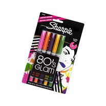 Sharpie Ultra-Fine-Point Permanent Markers, 5-Pack Limited-