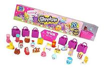 Shopkins Season 2 20 Mega Pack in Tube