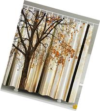 Ambesonne Shower Curtain Fall Trees Print Mom Gift Ideas