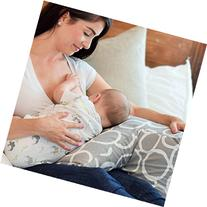 Shuga Bebe Couture Angled Nursing Pillow for Breastfeeding-