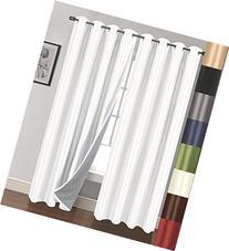 "Siena Home Fashions Buona Notte Blackout Curtain  - 54""x84"