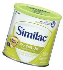 525095978CA - Similac Sensitive For Spit Up, 12.3 oz. Powder