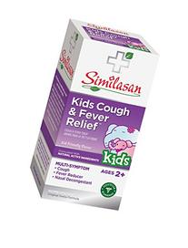 SIMILASAN KID'S COUGH&FEVER RELIEF, 4 FZ