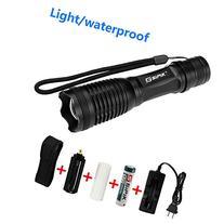 Sipik 700 Lumen Handheld Led Flashlight Cree Xml- T6 Water