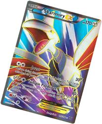 Skarmory EX Full Art 145/146 Xy Pokemon Card
