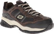 Skechers for Work Men's Soft Stride Grinnel Slip Resistant