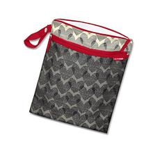 Skip Hop Grab and Go Wet-Dry Bag, Hearts