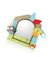 Skip Hop Treetop Friends Activity Mirror, Multi