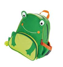 Skip Hop Zoo Little Kid and Toddler Backpack, Floyd Frog