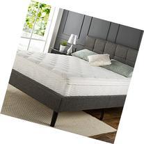 Zinus Sleep Master Ultima Comfort 12 Inch Euro Box Top