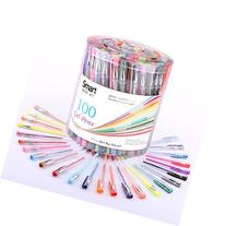 Smart Color Art 100 Colors Gel Pen Set
