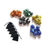 SmartDealsPro 5 x 7-Die Series 5 Colors Symphony Dungeons