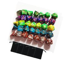 SmartDealsPro 5 x 7-Die Series Two Colors Dungeons and