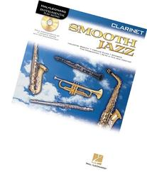 Smooth Jazz - Clarinet Play-along Book/CD Pack