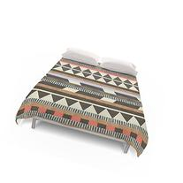 "Society6 DG Aztec No.1 Duvet Covers King: 104"" x 88"