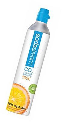 SodaStream Co2 Spare, 130-Liter Carbonator